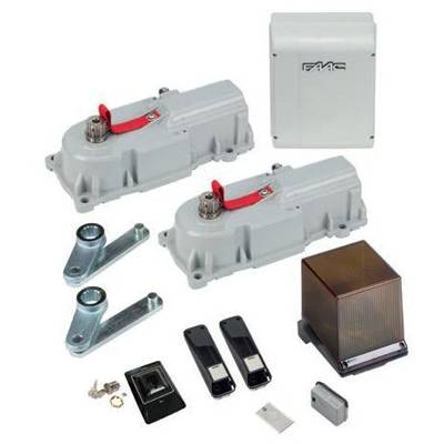 Faac POWER KIT 230V GREEN Automazione Cancello 106746445