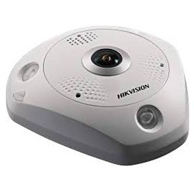 HIKVISION-DS-2CD63C2F-IVS(2mm) Fisheye 12MP