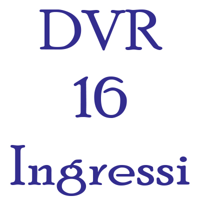 Dvr Hikvision 16 Ingressi Turbo HD